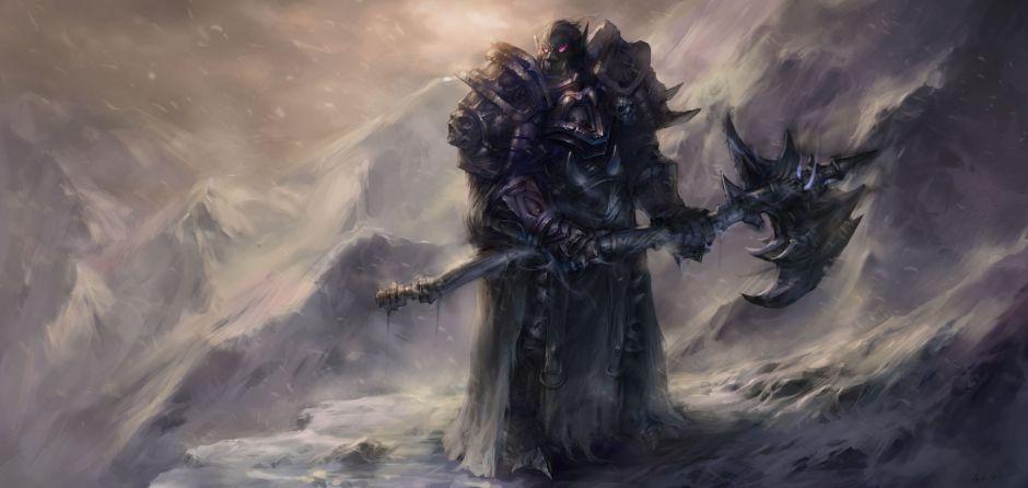 魔兽世界人物原画第3弹