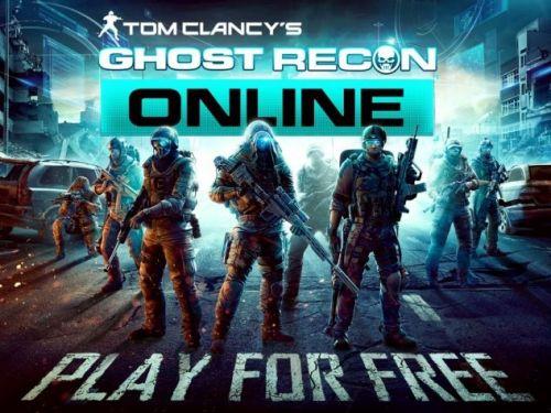 育碧科隆游戏展上宣布FPS网游 幽灵行动OL 今日公测