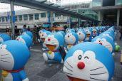 香港历史上最大型的哆啦A梦主题展,8月14日至9月16日香港尖沙咀海港城开展。