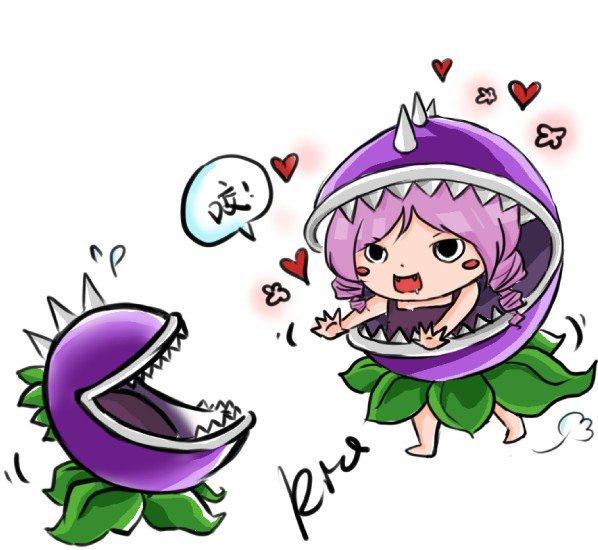 超萌可爱卡通鱼图片