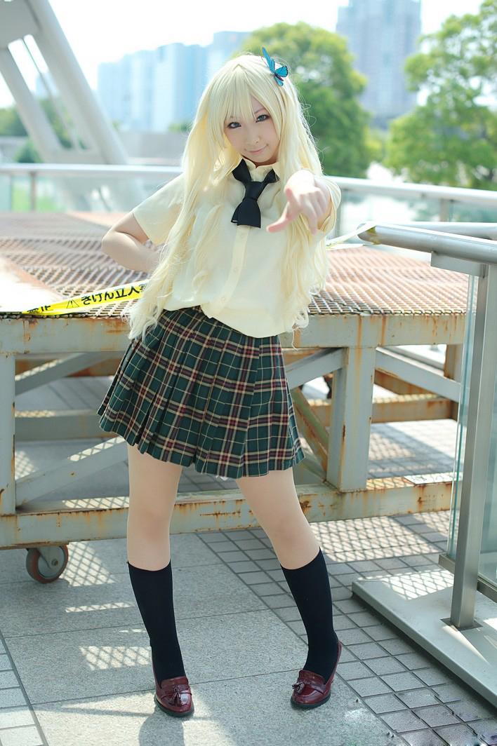 柏崎星奈纯美cosplay(01)