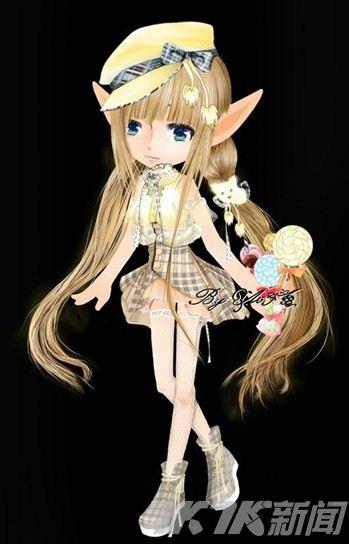 小花仙玩家超详细服装设计绘制教程(配饰篇二)