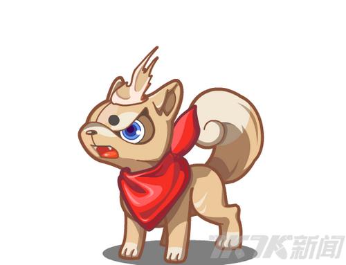 洛克王国宠物萌图
