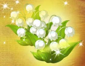 小花仙铃兰花