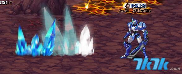 战神/ps:火的蓄力时间较长,但距离很远,可以与怪拉开一段距离再进行...