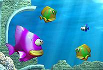大鱼吃小鱼之海底食鱼豪华版