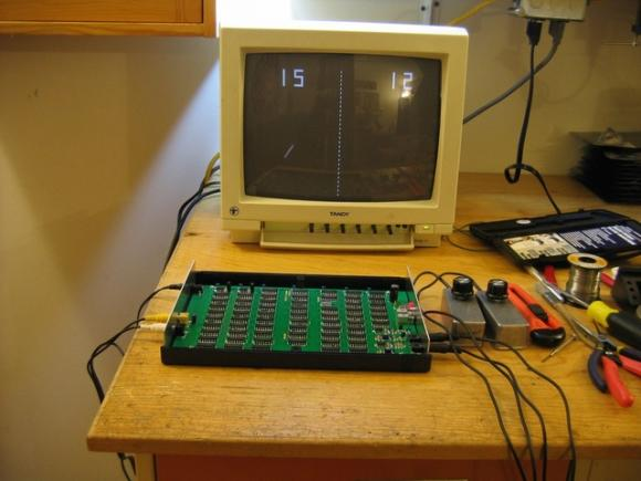 geek用逻辑芯片和电路板