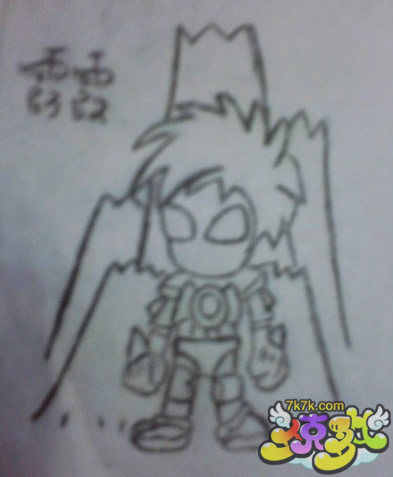 儿童画 简笔画 手绘 线稿 393_477