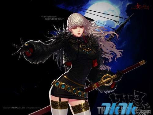 地下城与勇士短剑剑宗