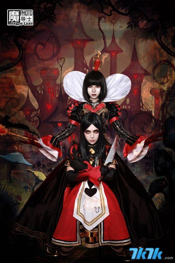 alice x red queen