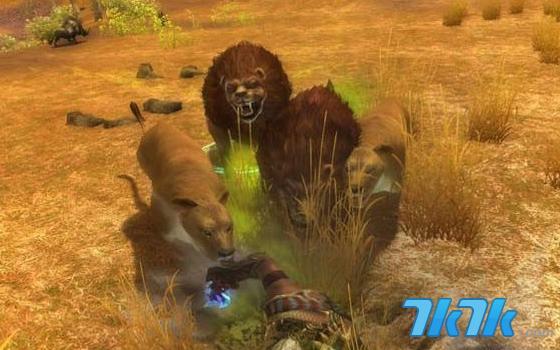 暮光 公测开启玩法总汇 异族对战设十二种职业