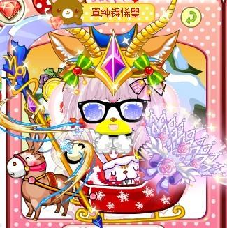 【玩家投稿】奥比岛奥比秀圣诞公主:初音