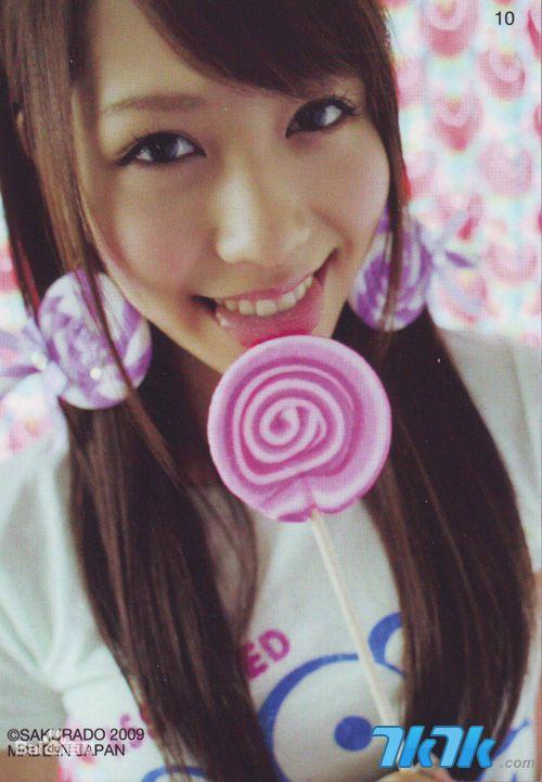 日本女明星生活照