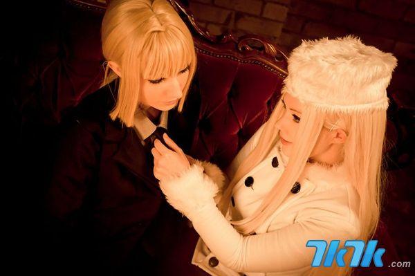 2013最新恶搞视频_《Fate/Zero》Saber爱丽丝菲尔COS赏析_7k7k_其他_Fate/Zero