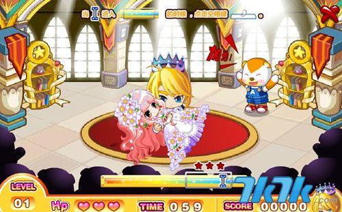 奥比岛无敌公主抱