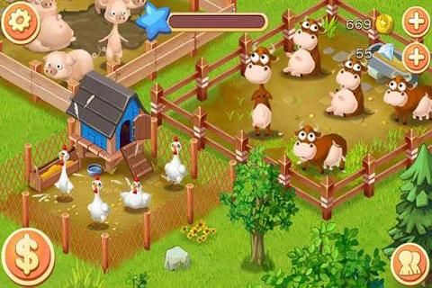 风趣幽默,丰富多样的农场动物.  漂亮的画面和动听的音乐.