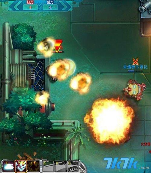 坦克游戏 坦克游戏 7k7k小游戏