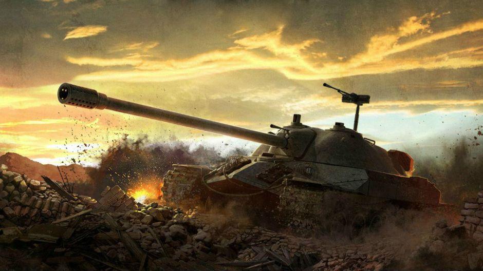 坦克世界》(world of tanks)是一款在2010年由wargaming