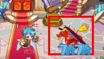 洛克王国赤炎飞龙配招图片