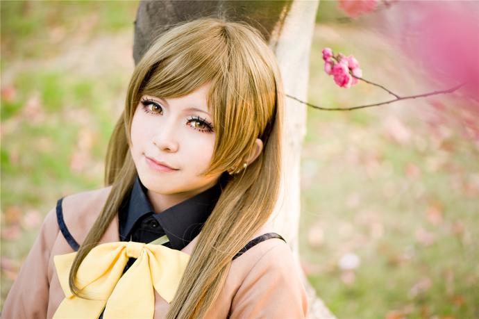 【cosplay】元气少女缘结神——神乐舞ver   【cosplay】元高清图片