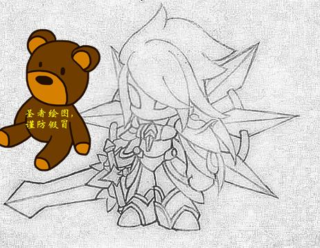 小熊漫画——气球】是来自 7k7k玩家 【 超级小熊】的投稿