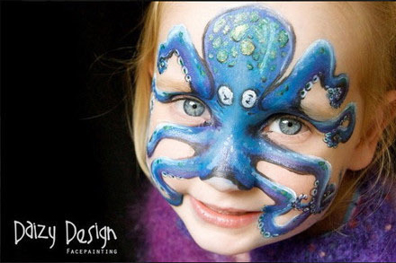 古灵精怪的孩子+自然界的动物,这简直就是完美的小精灵啊!