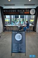 餐厅经过整修之后,又重新开放,提供的美味佳肴应有尽有。