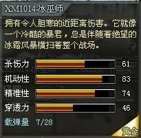 4399创世兵魂XM1014-冰巫师属性 XM1014-冰巫师多少钱?