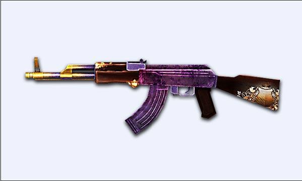 4399创世兵魂紫金AK47属性 紫金AK47升级多少钱