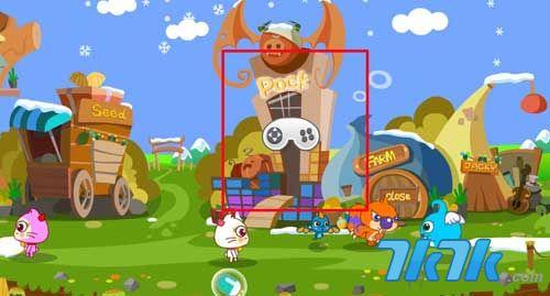 麦咭小怪兽块块小工房游戏在哪?