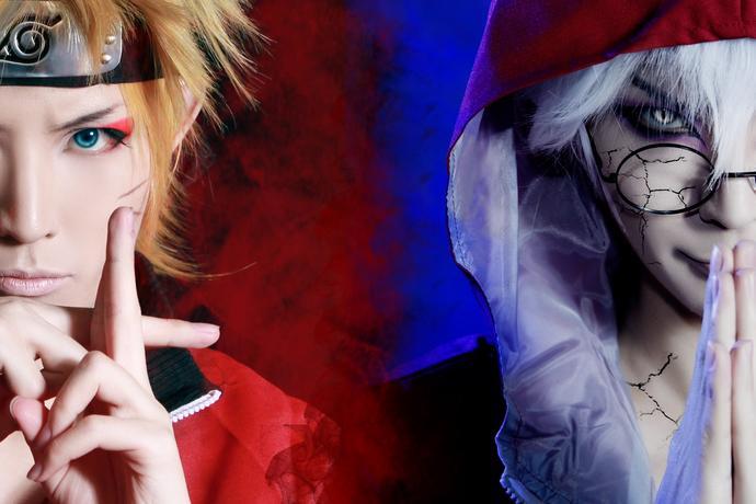 火影忍者cosplay 火影忍者鼬cosplay 女火影忍者cosplay 高清图片