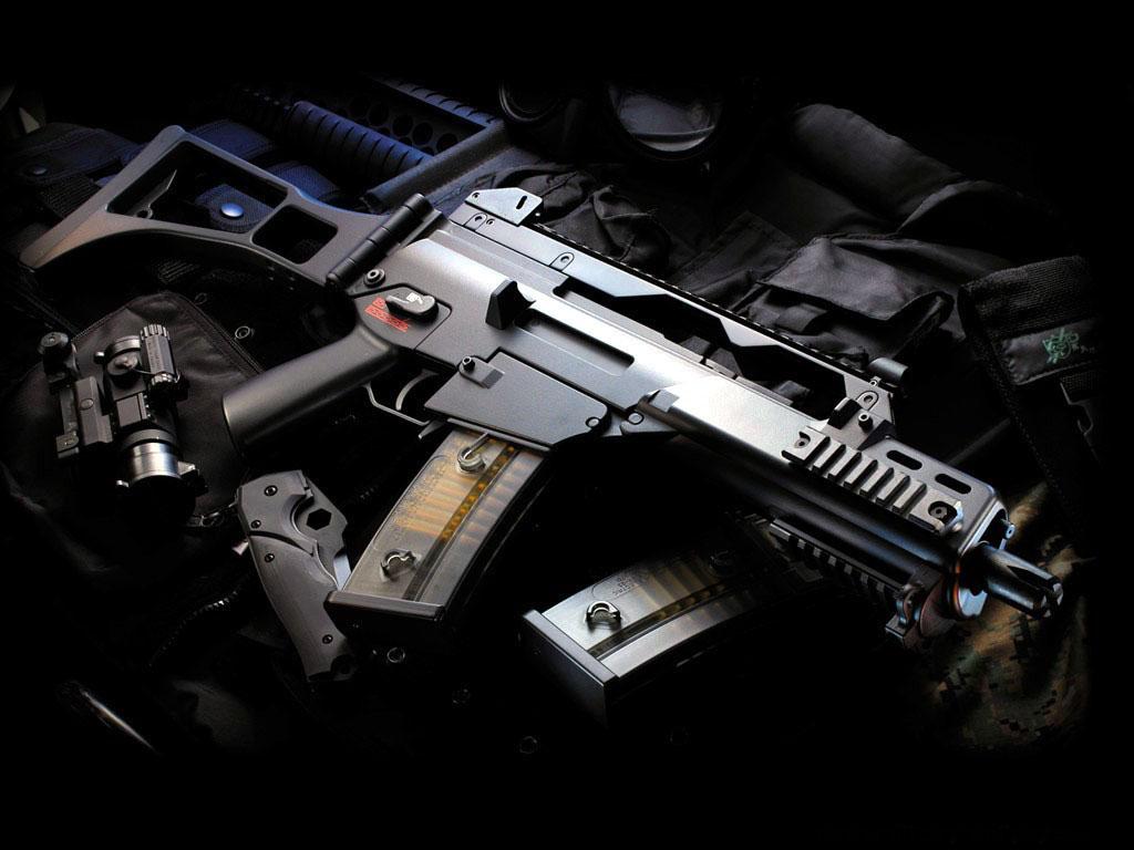 枪械高清壁纸合集