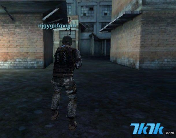 7K7K创世兵魂生化模式僵尸不是无敌的