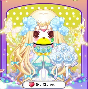 奥比岛甜酱处女座仙女发型篇