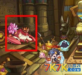 洛克王国蝎子王_洛克王国蝎子王在哪
