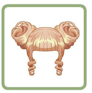 3: 名称:巨蟹可爱娃娃发 获得方式:交易或在淘宝网上购买 简单叙述
