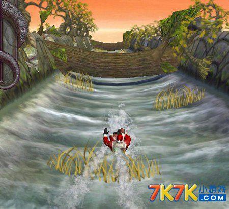 在奔跑中度过圣诞节《神庙逃亡2》游戏更新