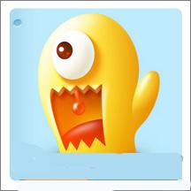 萝卜 保卫 小黄/保卫萝卜2小喽喽小黄是黄色的小怪物,在游戏里充当炮灰。