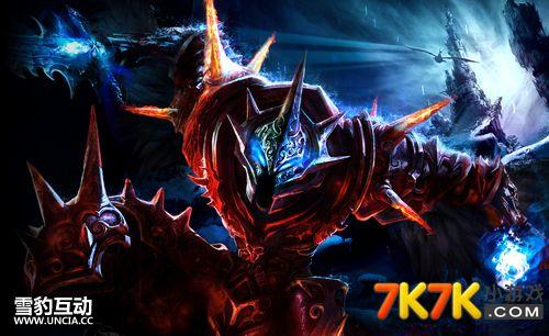 游戏中战斗场面超强视觉冲击力的震撼特效,地图里细腻柔润的火光幻影