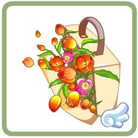 答:奥比岛满园春色花提箱(服饰)魅力值11.
