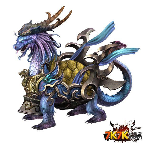 玄武,纹身玄武,最大的玄武神龟_点力图库