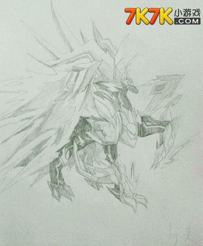 【7k灵手绘】究极·奇灵王