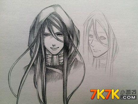 摩尔庄园角色人物化手绘漫画欣赏库拉