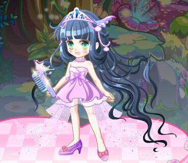 奥比岛阿柒公主奇缘魔力时装秀