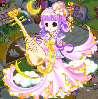 奥比岛搭配之魔丽衣服