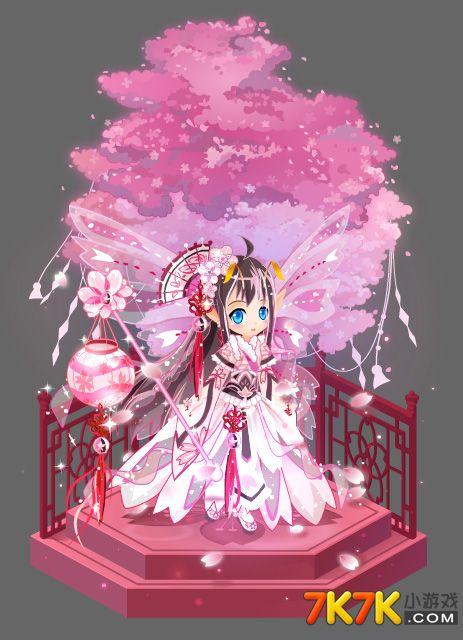 小花仙樱之恋套装怎么得
