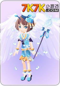 小花仙天使羽翼套装