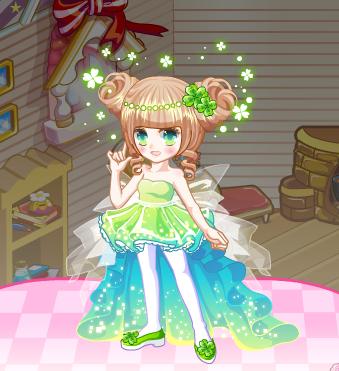 奥比岛巨蟹宝宝发型【魔力】