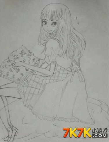 小花仙玩家手绘【*昔年旧事】