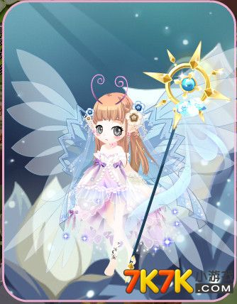 7k7k小游戏 小花仙 任务功略  小可爱清新风~很多小仙子的最爱吧!